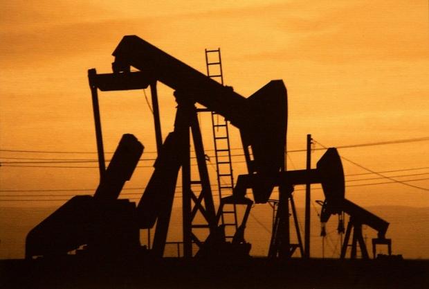 Платформа для эксплуатации нефтевых скважин