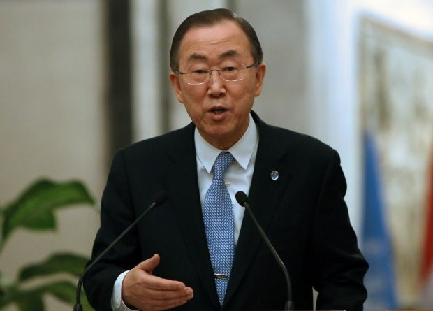 UN Secretary General to visit Kyiv today / REUTERS