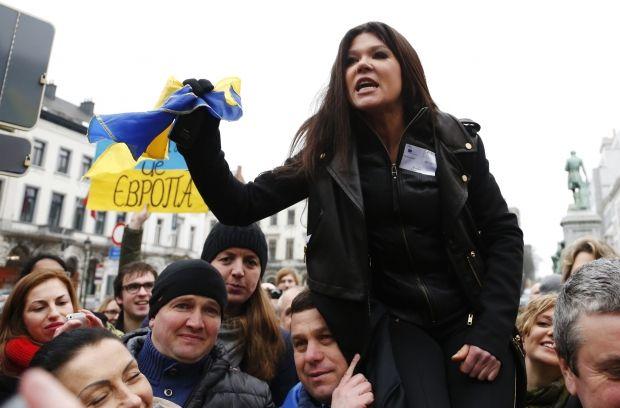 Руслана считает, что на нее готовится покушение / REUTERS