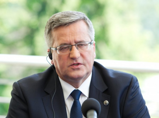 President of Poland forecasts stabilization of situation in Ukraine after presidential election