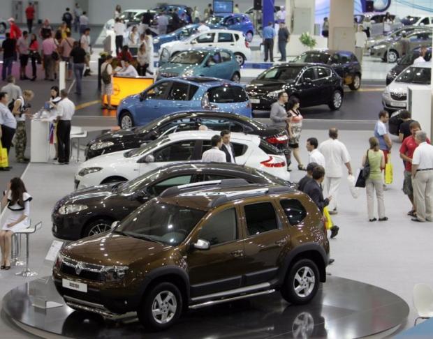 В десятку лидеров продаж автомобилей вошли Hyundai, Renault, Nissan и Volkswagen
