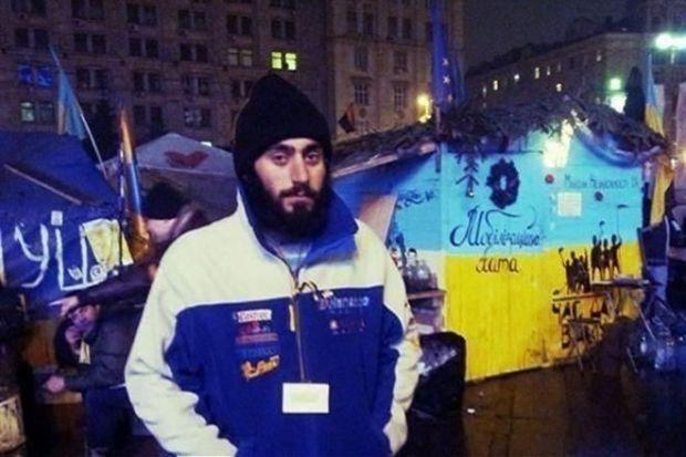 Погибший на Грушевского