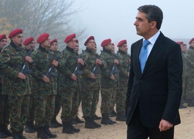 Bulgarian President Rosen Plevneliev / Wikimedia