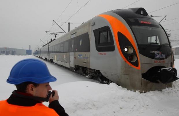 Хюндай заменили поезда Skoda и