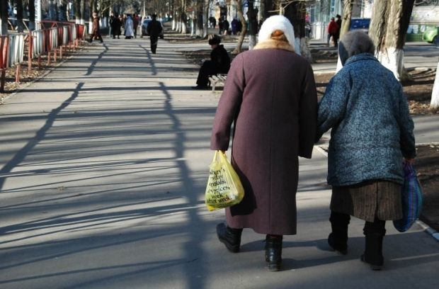 Потребность на финансирование пенсий в марте – 21,4 млрд грн.