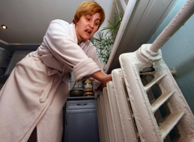 В Киеве без тепла остались более 600 домов