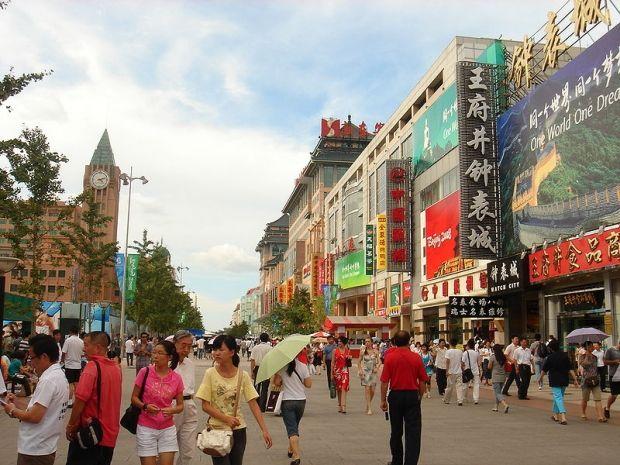 Продажи автомобилей в Китае достигли рекордного показателя в 2,15 млн машин/uk.wikipedia.org