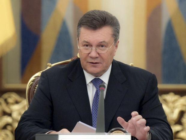 President of Ukraine Victor Yanukovych / president.gov.ua