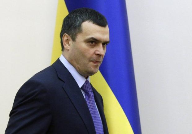 Захарченко обіцяє, що міліція поводитиметься стримано