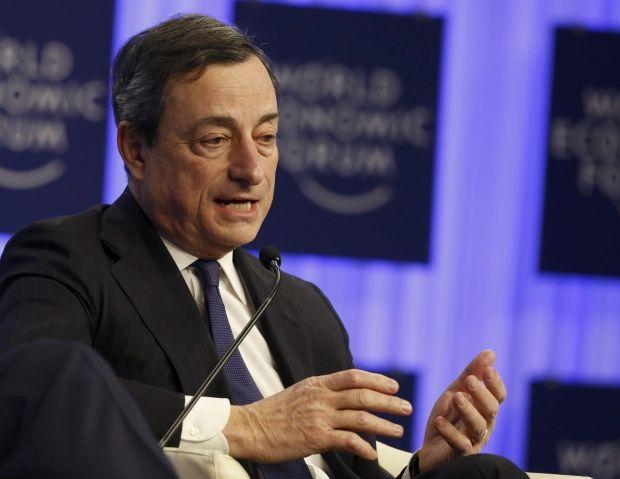 Марио Драги / Reuters