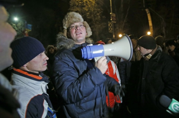Депутат Андрій Шевченко