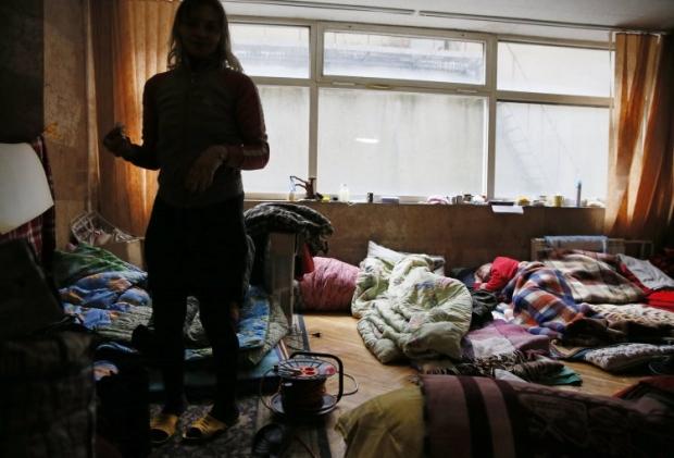 Активисты отдыхают в Доме Профсоюзов