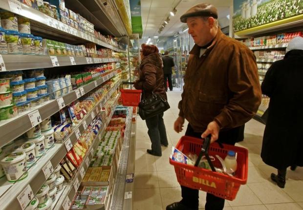 Индекс потребительских настроений на 5,2 пункта меньше, чем в ноябре