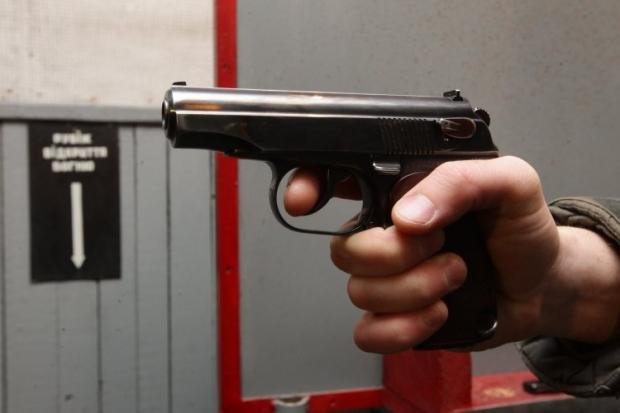 В Киеве застрелили милиционера