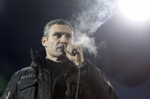Klitschko supports forming of technical government after return to Constitution 2004