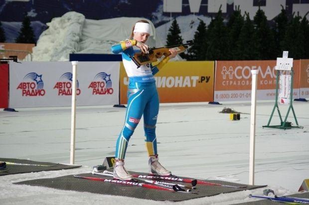 Анастасия Меркушина выиграла две золотые медали чемпионата Европы / Reuters