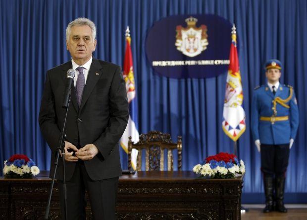 Томислав Николич / REUTERS