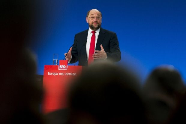 EU to be ready to sign Association Agreement as soon as crisis in Ukraine is settled - Schulz / Photo: REUTERS