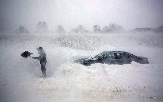 Декілька десятків людей були врятовані зі снігового полону / Думская