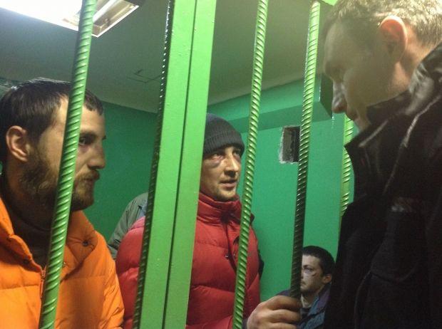 Затримані активісти / Iryna Gerashchenko / facebook.com