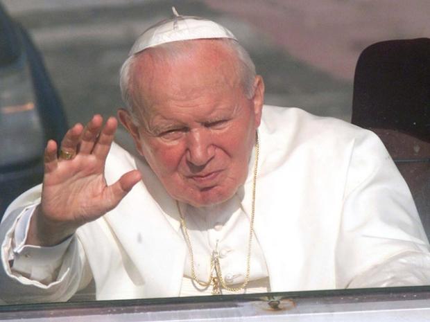 Кровь Иоанна Павла ІІ была украдена