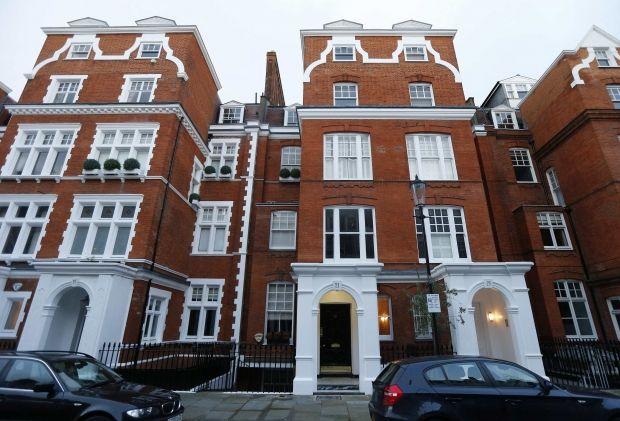 Инфляция цен на жилье в Великобритании составила 5,5% / REUTERS