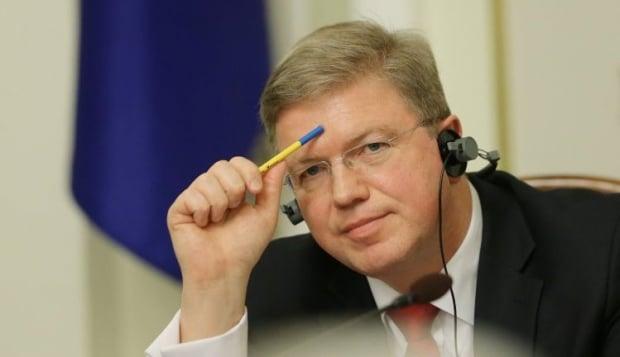 Штефан Фюле рассказал о планах ЗСТ с Россией