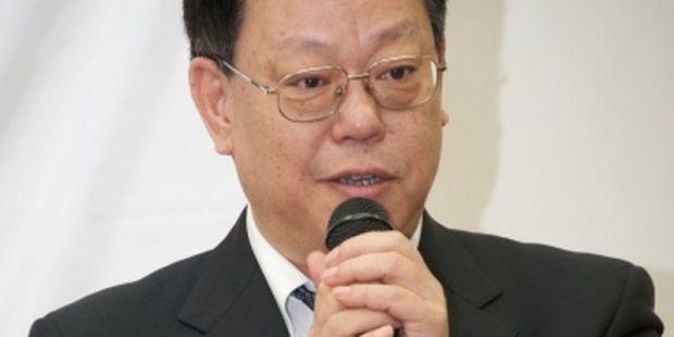 Посол Китая в Украине Чжан Си Юнь / Фото: telegraf.com.ua