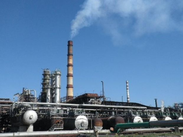 Поставки нефти на НПЗ увеличились на 2,3% / wikimapia.org