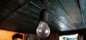 Отключение электричества в Украине