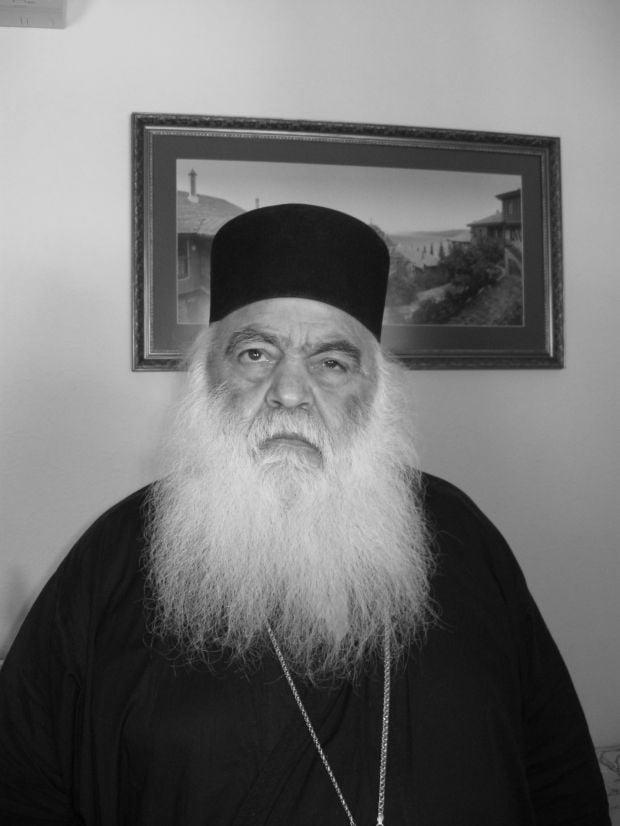 Отец Парфений уже почти 60 лет подвизается на Cвятой горе Афон. Фото