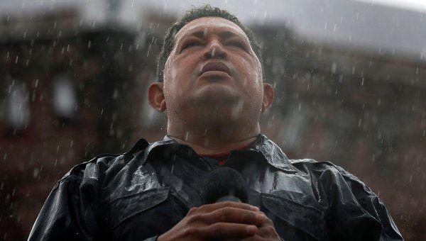 Уго Чавес / REUTERS