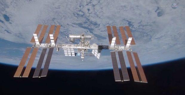 Россия отказывается от совместного с другими странами проекта / NASA