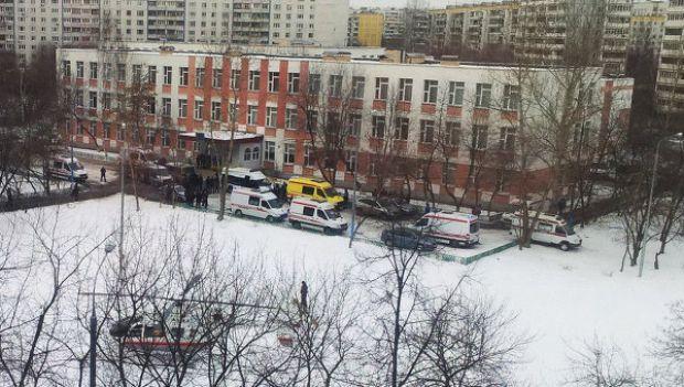 Школа №263, Москва / фото Настасьи Усыниной