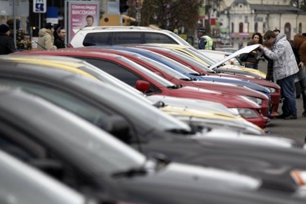 В Украине увеличилось производство автомобилей