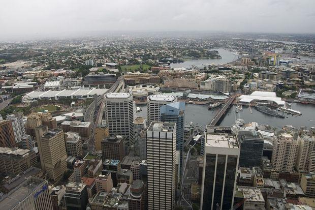 Сидней, Австралия / uk.wikipedia.org