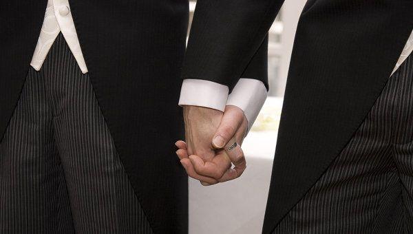 Парламент поддержал регистрацию однополых отношений
