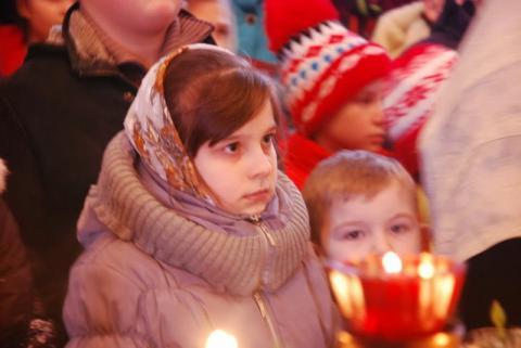 Родители молятся за детей 75