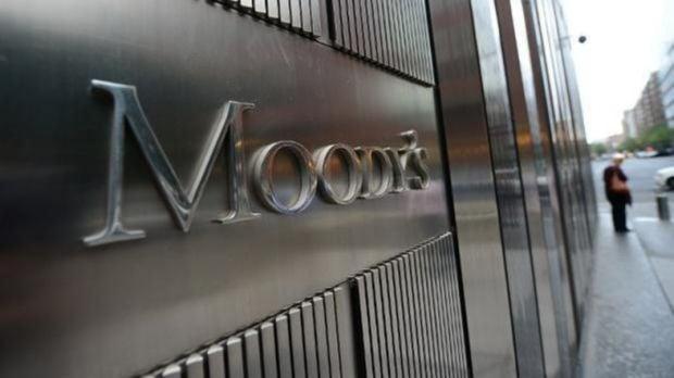Moody's Investors Service / REUTERS