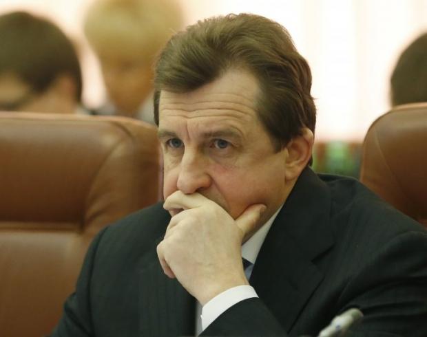 главу министерства Владимира Козака