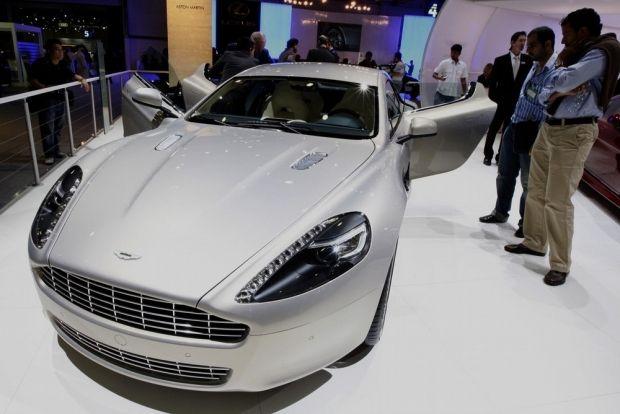 Германия в январе осталась крупнейшим автомобильным рынком Европы - продажи составили 206 тыс. автомобилей / REUTERS