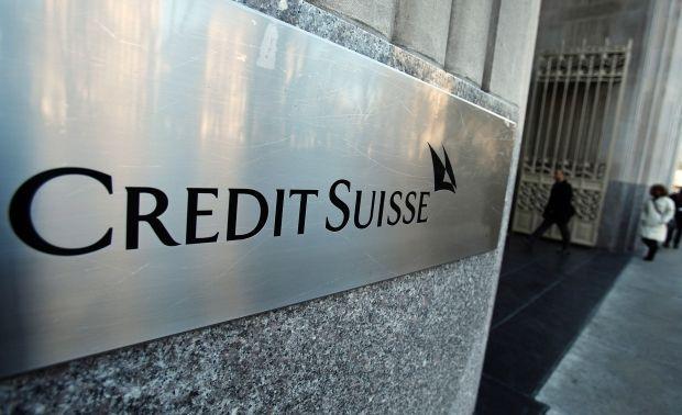 Credit Suisse / REUTERS