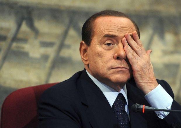 Берлускони / REUTERS