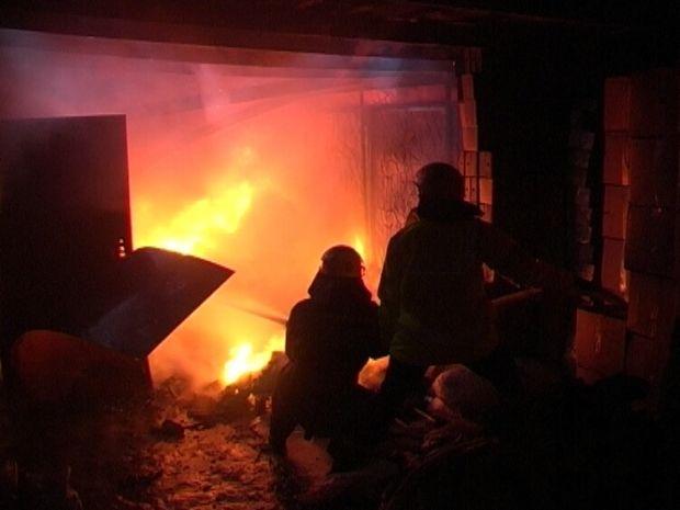 В Киеве сгорели три авто на разных улицах  / mns.gov.ua
