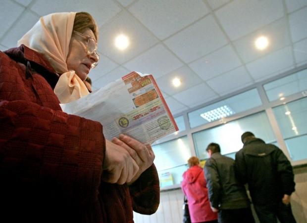 На псевдореферендуме преимущественно голосовали пенсионеры / Фото: УНИАН