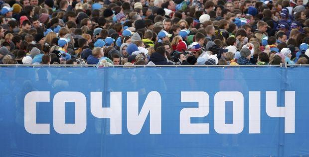 Сочи / Фото : REUTERS