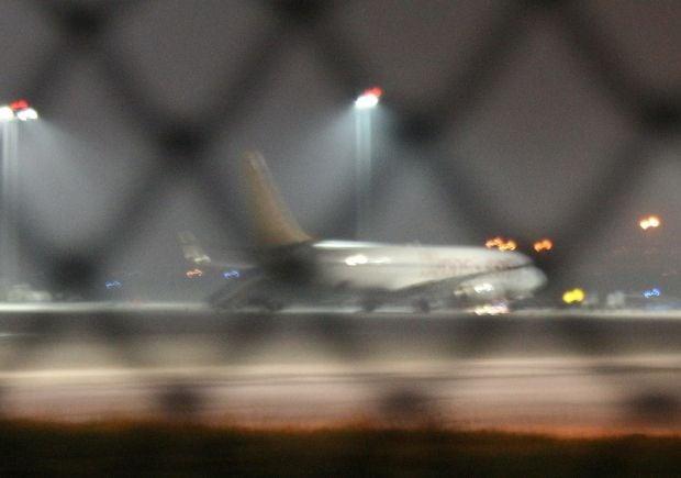 Самолет Харьков-Стамбул, который пытался захватить пьяный пассажир / Сегодня