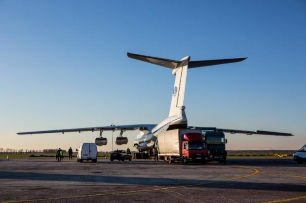 Аэропорт «Одесса» в понедельнк изменил график приема и отправки самолетов