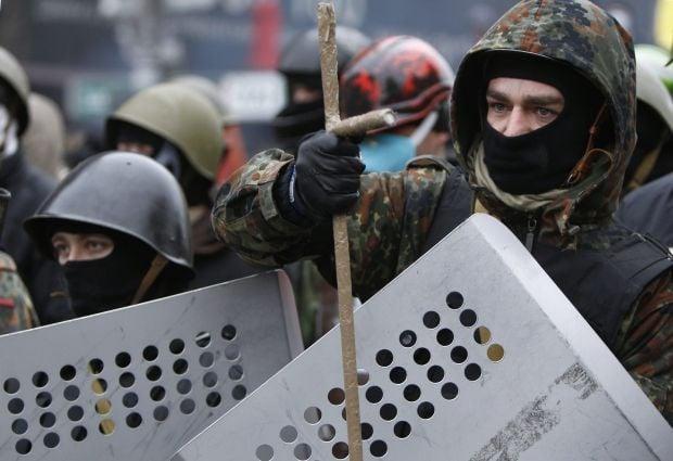 В оппозиции заявили, что Янукович две недели назад планировал разгонать Майдан / REUTERS