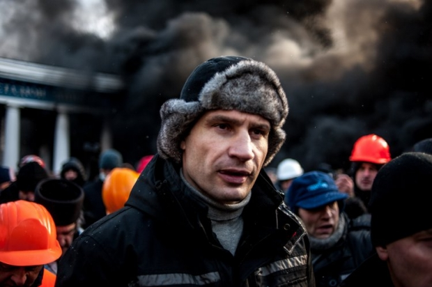 Klitschko invites Yanukovych to carry out debate at Maidan
